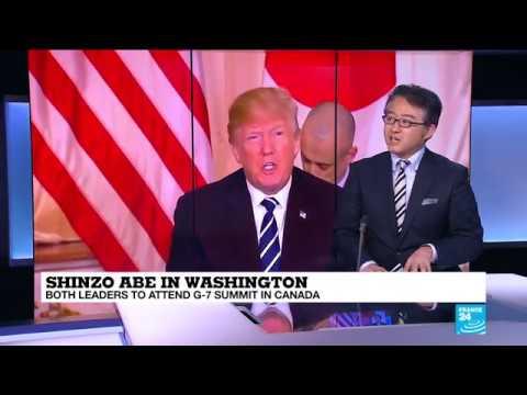 Ryo Sahashi on Japan PM Shinzo Abe visit in Washington