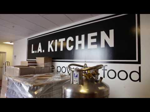 Juicero x LA Kitchen
