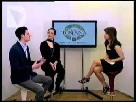 Quinta puntata della trasmissione dedicata agli eventi inseriti nel programma regionale Vetrina Toscana.