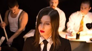 """R-GENIUM """"I Know Your Lie"""" Official Video / Russian Female Fronted Symphonic Metal"""