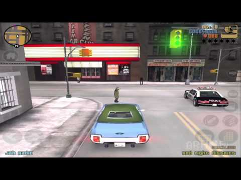 grand theft auto 3 ios review