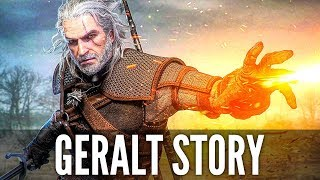 SOUL CALIBUR 6 Geralt Story Mode Gameplay FULL Walkthrough [1080p HD PS4] - No Commentary