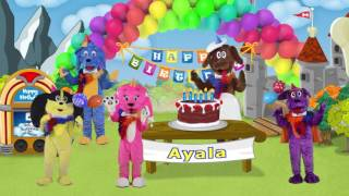 Happy Birthday Ayala Reiss from the 5 Little Doggies