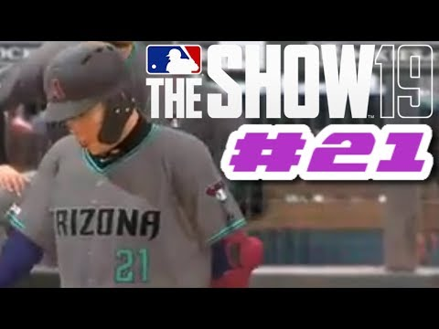 MLB The Show 19 PS4 Road To The Show - ROCKIES PITCHERS ARE JERKS