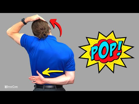 Is Your Whole Back Paining? Try This Exercise for Relief