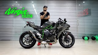 I Surprised my Friends With NINJA H2!!