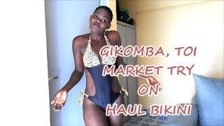 Gikomba, Toi Market Try On Haul Bikini