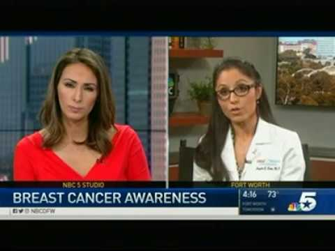 Doctor Discusses Breast Cancer Awareness