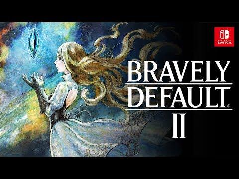 Nintendo Switch《勇氣默示錄2 Bravely Default II》預計 2020 年推出!