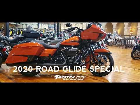 2020 Harley-Davidson® Road Glide® Special : FLTRXS