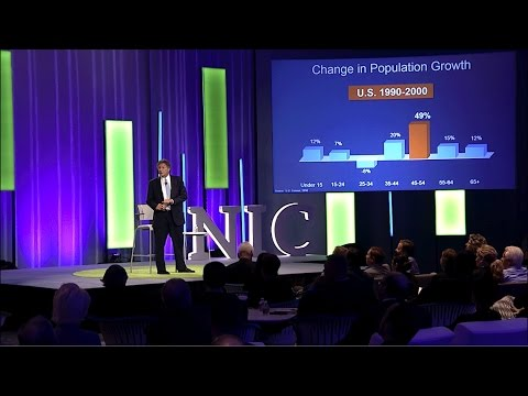2016 NIC Talks: Ken Dychtwald