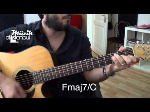 Yokluğunda (Leyla The Band) - Gitar Dersi (Akor) letöltés