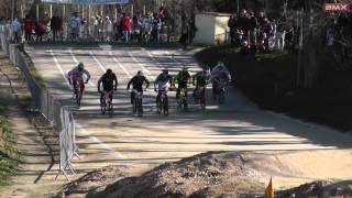 preview picture of video '2015/01/25 Bmx Race Pennes Mirabeau Cruiser 30/39 Finale'
