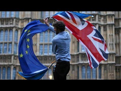 Фунт обвалился после формирования кабинета Министров Великобритании. Видео-прогноз...