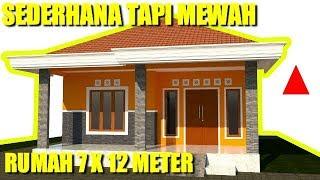 Model Rumah Sederhana Di Kampung Kênh Video Giải Trí Dành