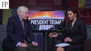 Conrad Black on President Trump
