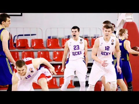 Final Eight 2017. Final Game. CSKA-2 vs Khimki-2