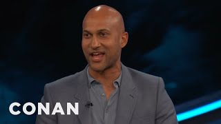"Why ""The Predator"" Is A Dream Come True For Keegan-Michael Key  - CONAN on TBS"