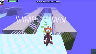 """Ice Speed Parkour"" Kogama Parkour#2"
