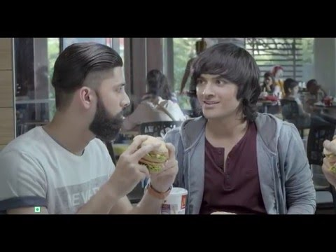 McDonald's l Latest TVC l Maharaja Mac l Career Planning