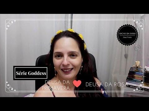 Deusa da Primavera e Deusa da Rosa - Sem Spoiler - Série Goddess