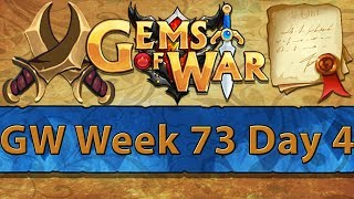 ⚔️ Gems of War Guild Wars | Week 73 Day 4 | Brown GW and Gnome Hunting ⚔️