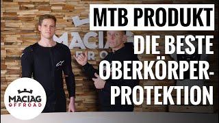 MTB Oberkörperprotektion: Protektorjacke oder Weste, was ist besser?