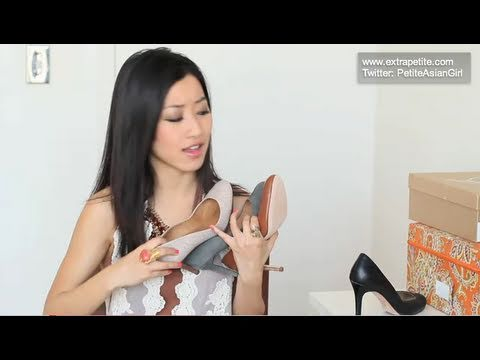 Christian Louboutin Simple 100 vs Ann Taylor Perfect Pumps Review