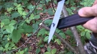 AK  74 Bayonet  Practical Test