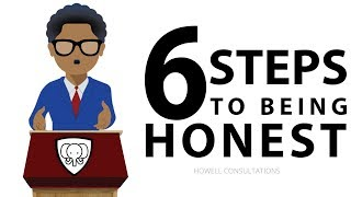 How To Be Honest (BE TRUTHFUL TO YOURSELF AND OTHERS!)