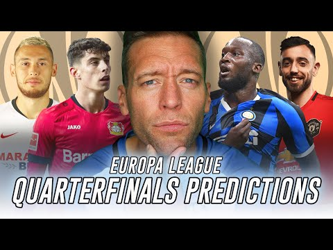 My 2020 Europa League Quarterfinals Predictions!
