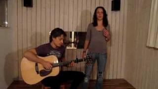 heavy on my heart - anastacia - acoustic cover