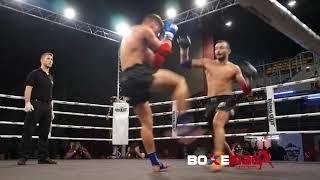 Mohamed Houmer vs Andrea Masini