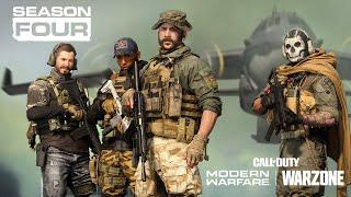 Call of Duty®: Modern Warfare® & Warzone - Official Season Four Trailer