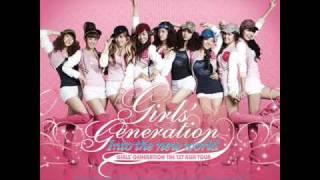 Beautiful Girls [Girl's Generation]