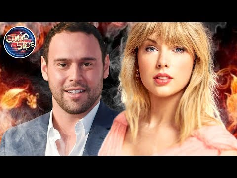 Taylor Swift & Scooter Braun drama! What really happened?