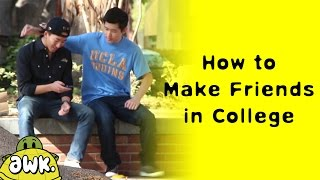 brian okeeneys advice on how to make it in college • ask what resources they've checked into at the college which might help them follow brian harke edd on twitter: i want to come home about us.