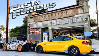 "WE TOUR FAST & FURIOUS LOCATIONS IN LA! ""TUNA, NO CRUST"""