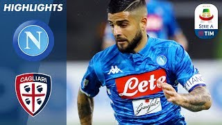 Napoli 2-1 Cagliari | Late Penalty Drama As Napoli Clinch The Win | Serie A