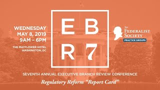 Click to play: Plenary Roundtable: Regulatory Reform Report Card: Agency General Counsel Perspective