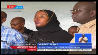 Weekend Prime: Nurses threaten to strike if the salaries in the health sector are not harmonised