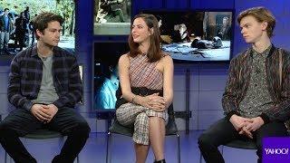 Dylan OBrien, Thomas Brodie-Sangster And Kaya Scodelario Interview