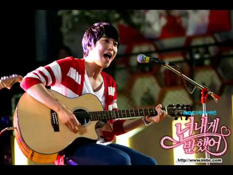 Jung Yong Hwa   Give Me A Smile Comfort Song OST Heartstrings