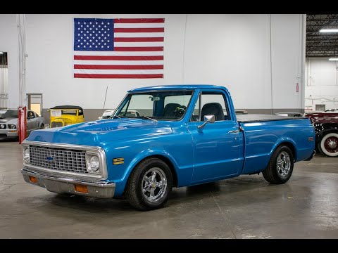 1971 Chevrolet C10 (CC-1380910) for sale in Kentwood, Michigan