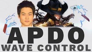 Dopa Guide: Best Wave Control In League of Legends