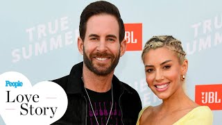"""Tarek El Moussa and Heather Rae Young Have Been """"Inseparable"""" Since the Day They Met 