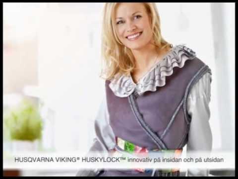 Symaskin Husqvarna Viking Huskylock s21