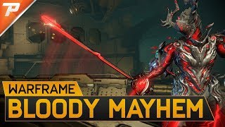 Warframe: Absolute Bloody Mayhem - Destreza Prime & Build