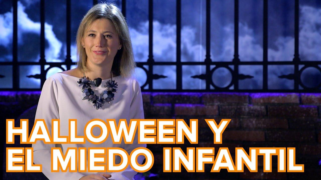 Cómo afecta Halloween a los niños con miedo a los monstruos