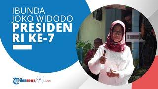 Profil Sudjiatmi Notomiharjo - Ibunda Presiden RI Ke-7 Joko Widodo